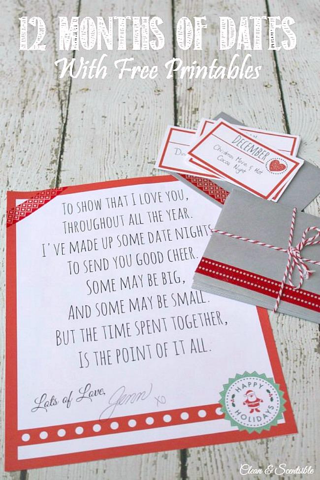 DIY Bath Salts Christmas Gift Idea And Free Printable