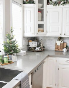 also christmas kitchen decorating ideas clean and scentsible rh cleanandscentsible