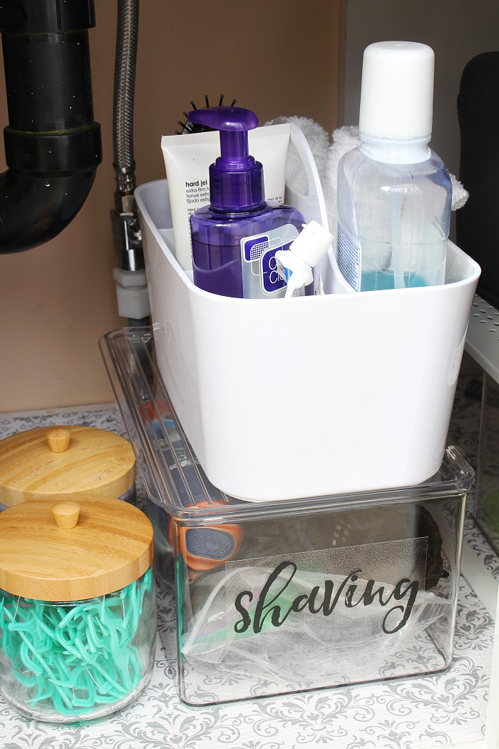 9 easy tips to organize the bathroom