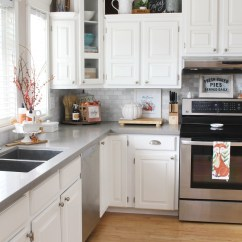 Fall Kitchen Decor Cabinets Design Ideas Clean And Scentsible