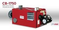CB-1750 - CLEAN BURN - Waste Oil Heater, Waste Oil ...