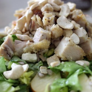Chicken Apple Protein Salad