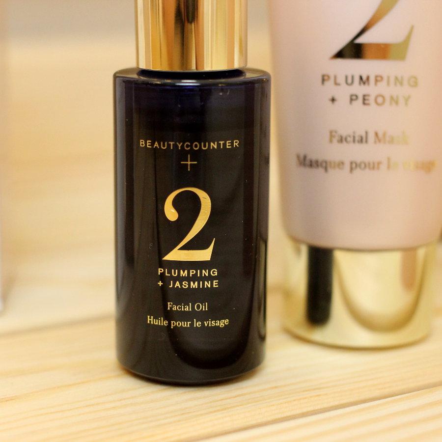 Plumping Facial Oil