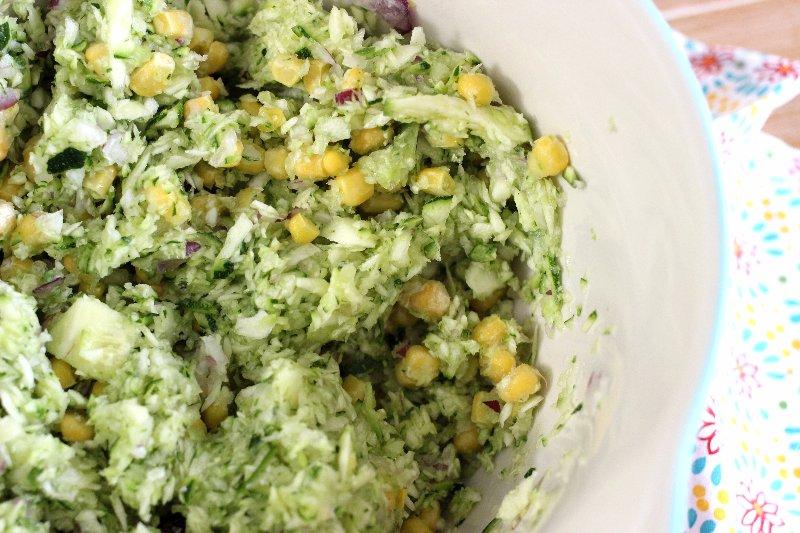 delicious gluten free zucchini corn casserole