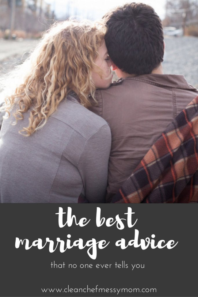 The Best Marriage Advice No One Ever Gives You