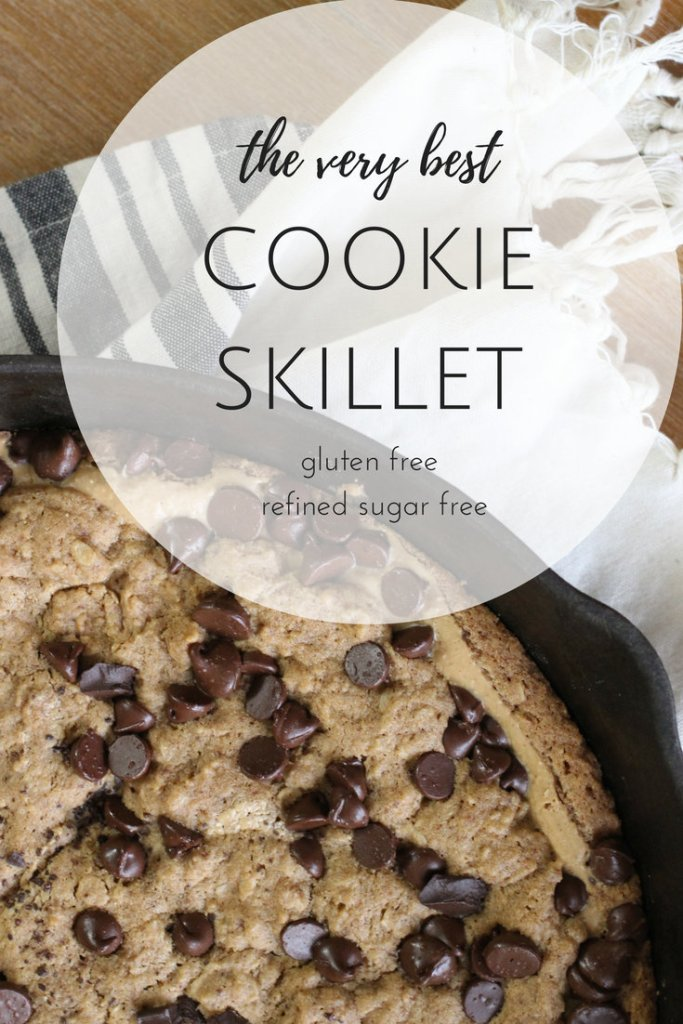 The Very Best Cookie Skillet