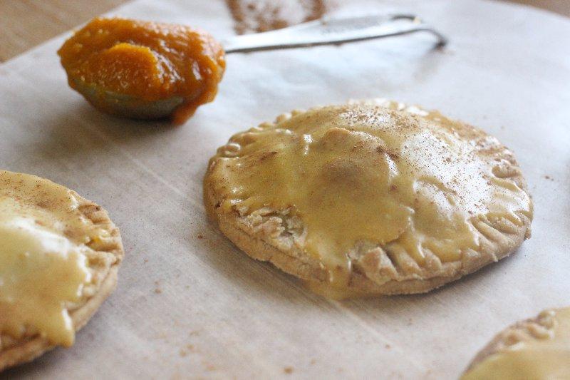 Maple Pumpkin Poptart