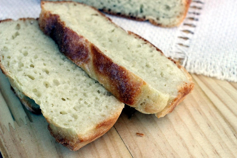Failproof Gluten Free French Bread