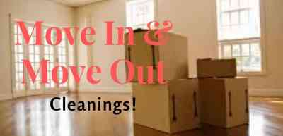 Move Out Move In Cleaning