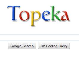 Google Logo Topeka