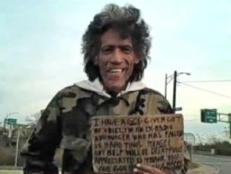 Ted Williams Homeless Radio Voice