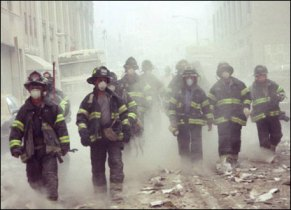 9-11 September 11 Firefighters