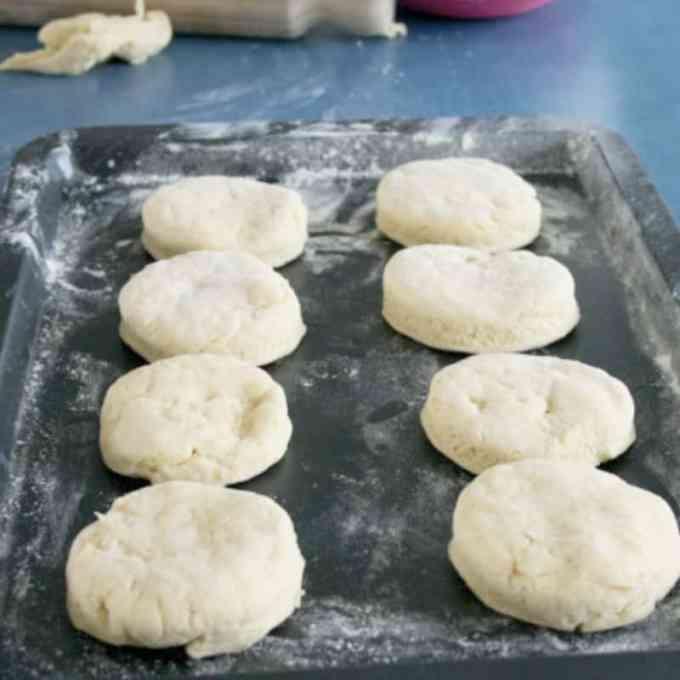 three ingredient scones