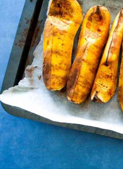 clean eating roasted butternut pumpkin-5