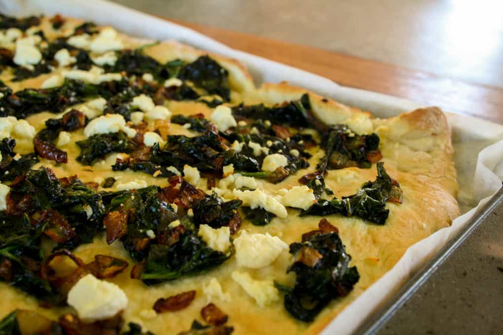 spinach and feta flatbread-4