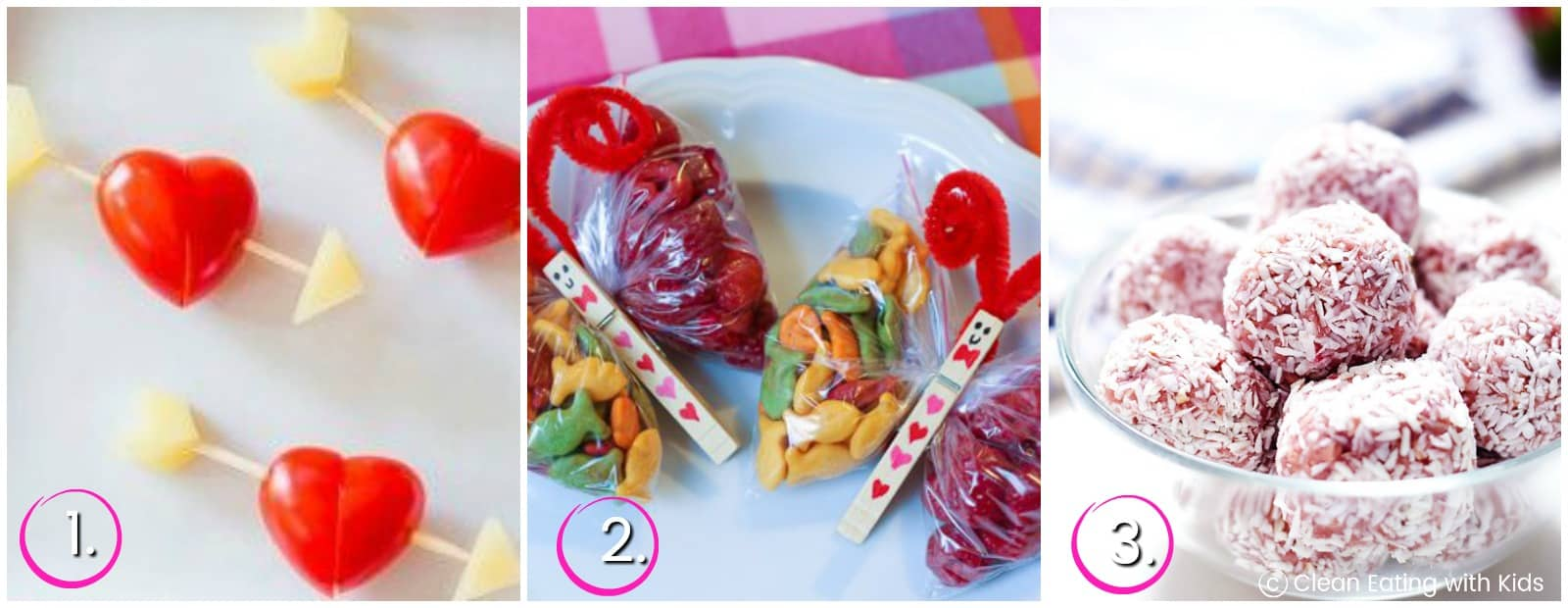 Thinking about trying some of these easy ideas for making Valentine's Day themed packed lunch box for the kids (and maybe husband?)