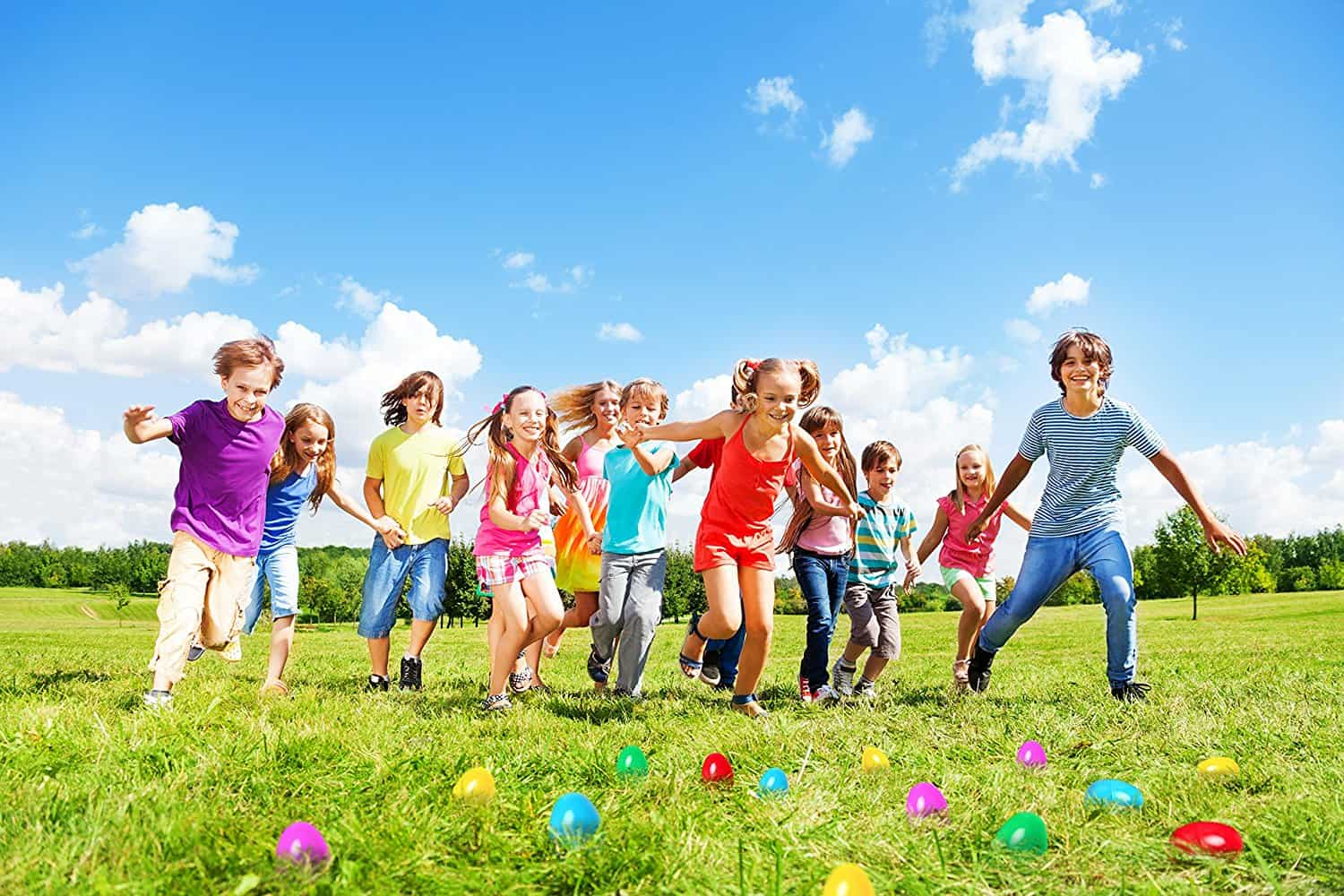 April fools pranks to play on kids this Easter