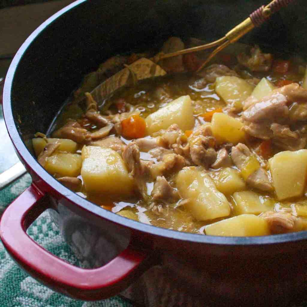 clean eating chicken casserole