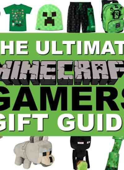 The Ultimate Minecraft Gamers Gift Guide