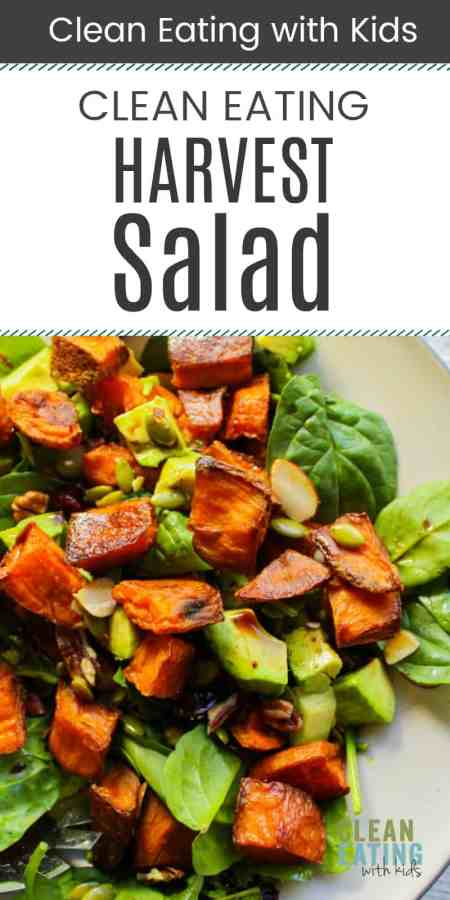 Clean Eating Harvest Salad