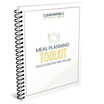 free meal planning toolkit