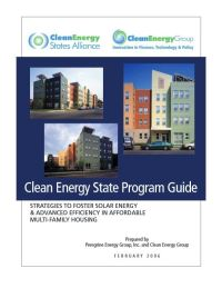 Strategies to Foster Solar Energy & Advanced Efficiency