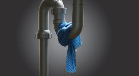 علاج تسرب المياه