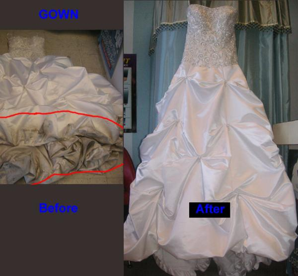 Wedding Gown Preservation Gown Cleaner San Jose
