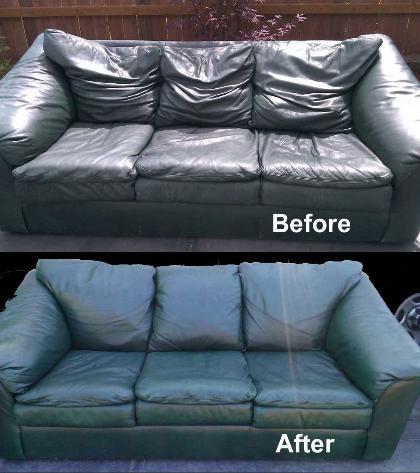 how to dye leather sofa | www.Gradschoolfairs.com