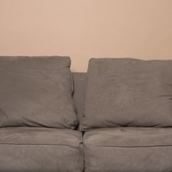 Nubuck Leather Sofa Euro Futon Loveseat Microfiber: Friend Or Foe? | Cleanfax
