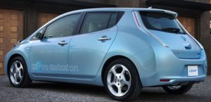Nissan Leaf – Test Driving the New Electric Car