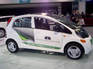 Mitsubishi – the First Electric Car for $29,195