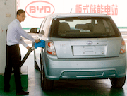 China Plans 220,000 EV Charge Points and 2,351 Battery Switch Stations