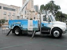Heavy Duty Hybrid Truck