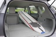 Prius v surfboard