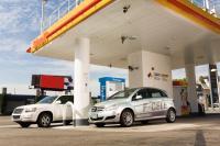 Shell Hydrogen Station
