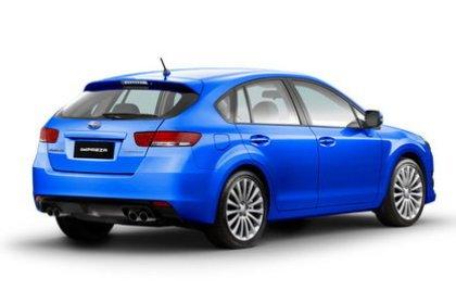 2012 subaru impreza the best mileage awd best awd car clean fleet report. Black Bedroom Furniture Sets. Home Design Ideas
