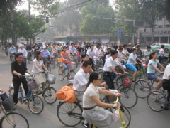 China Bicycling