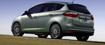 Ford C-MAX Energi – New Electric Crossover