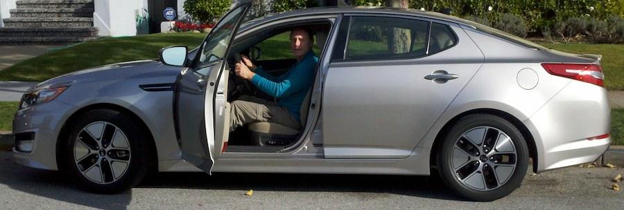 Kia Optima Test Drive