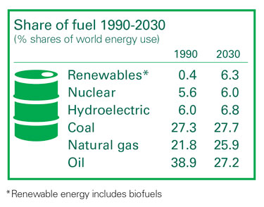BP Energy Outlook 2030 © BP p.l.c.