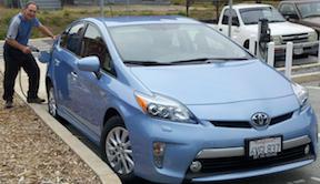 Prius PHV - John Addison Plugs In