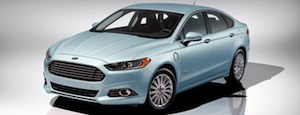 2013 Ford Fusion Family – Customer Choice from Good MPG to Electric Car