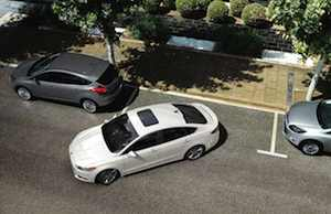 Ford Fusion_park assist