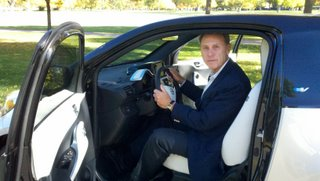 Test Drive Scion iQ-EV