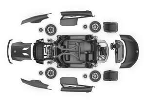 VW,plug-in hybrid, high-mileage