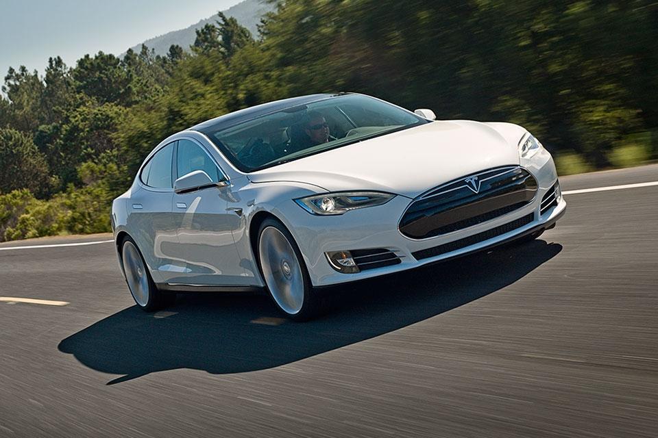 Tesla,Model S, EV