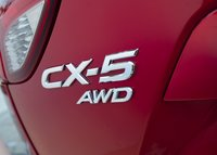 Mazda CX-5,AWD,fuel economy,mpg