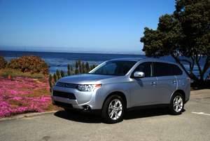 Mitsubishi,Outlander,plug-in hybrid,SUV