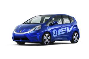 honda,fit EV,electric car, sales